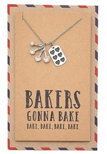 Bakers Gonna Bake Necklace for the Paleo Baker | Feasting On Joy