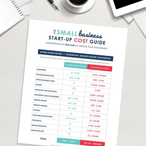 Small Business Startup Costs Guide