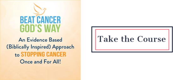 Take the Beating Cancer God's Way Course | Feasting On Joy