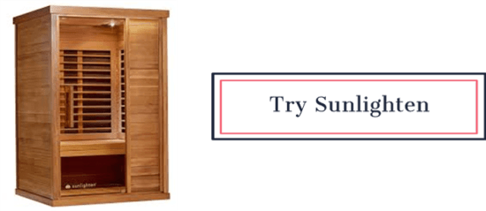 Try Sunlighten Infrared Saunas | Feasting On Joy