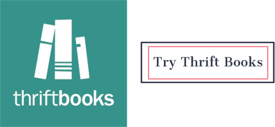 Try Thrift Books | Feasting On Joy