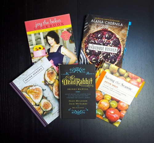 Cookbook Gift Guide 2016 | Feast In Thyme