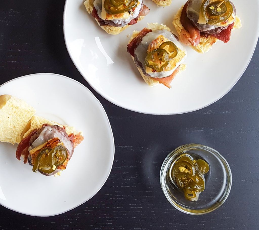 Candied Jalapeno Slices | Feast In Thyme