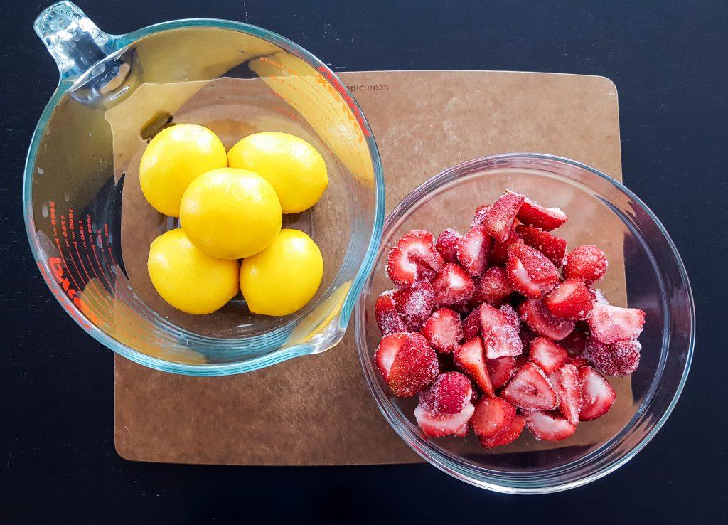 Strawberry Meyer Lemon & Rum Marmalade   Feast In Thyme