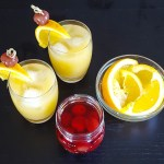 Large Batch Whiskey Sours | Feast In Thyme