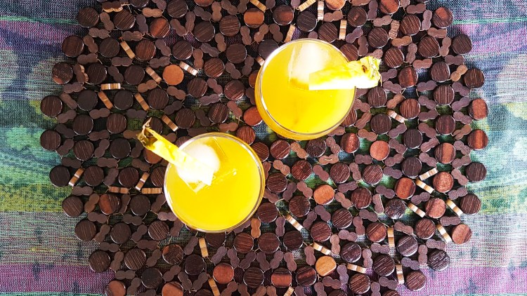 Rendezvous Rum Punch | Caribbean Fete | Feast In Thyme