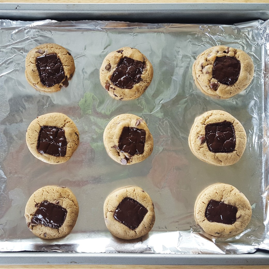 Milk Chocolate Chip S'more Cookies   Feast In Thyme