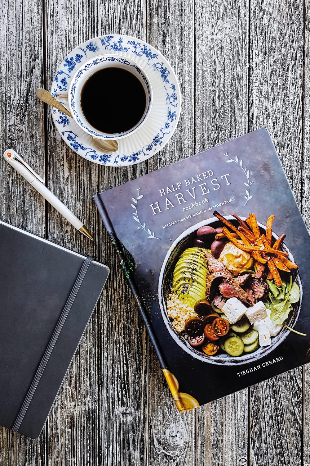 Half Baked Harvest Cookbook by Tieghan Gerard | A Cookbook Review