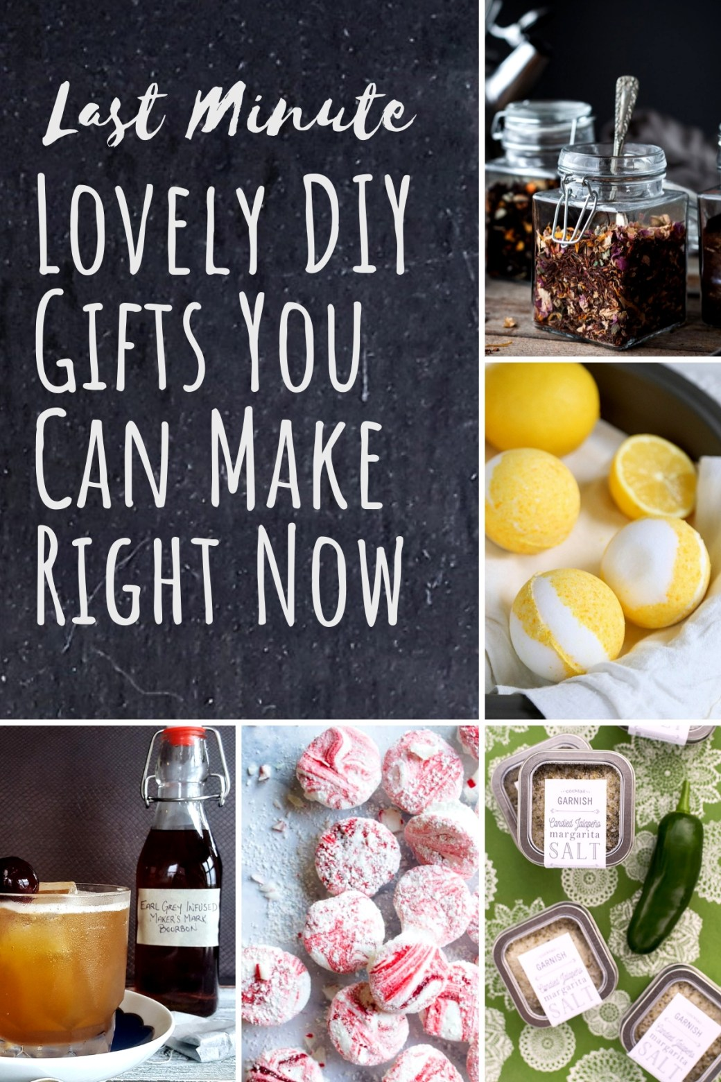 With the right supplies and just a little bit of time, you can make lovely DIY gifts for everyone on your list! #DIY #holidays #gifts