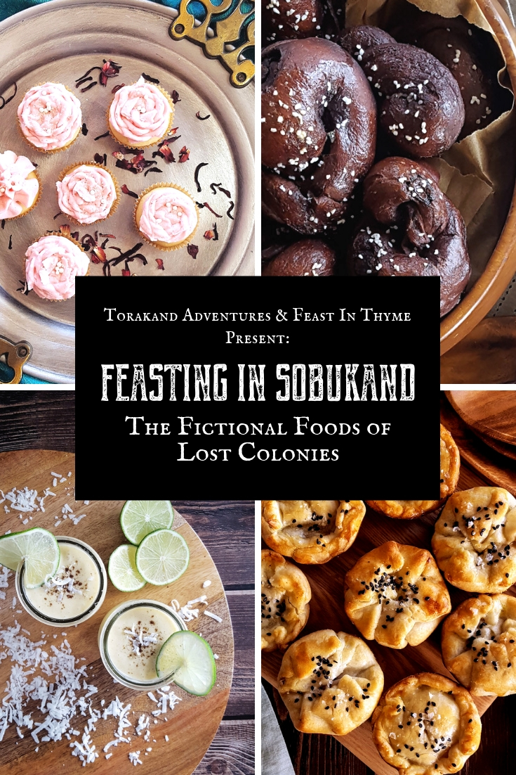 Feasting in Sobukand | The Fictional Foods of Lost Colonies