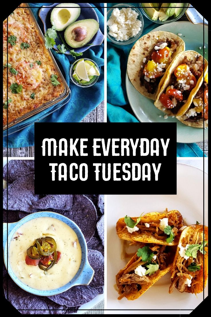 10 Tex Mex Recipes to Make Every Day Taco Tuesday