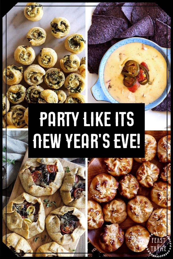 Celebrate the New Year with Sensational Savory Snacks