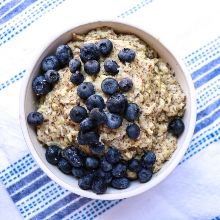 nourishing postpartum breakfast // feastofgreen.com
