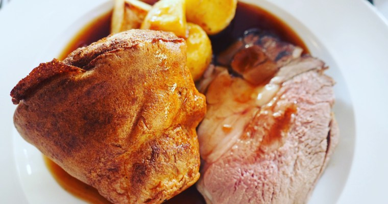 Review: Delicious Sunday Lunch In York – Oxo's On The Mount