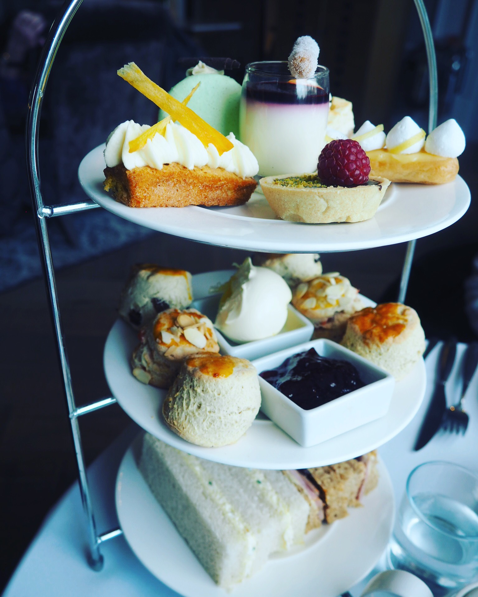 The Principal York Hotel: Afternoon Tea in the Garden Room
