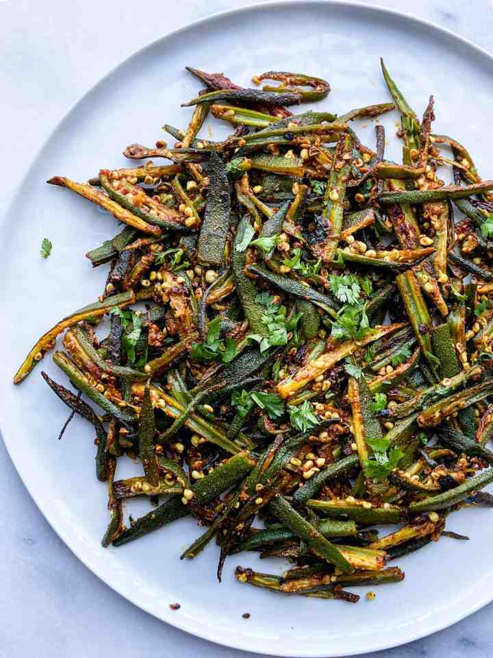 Bhindi Sabzi Recipe.