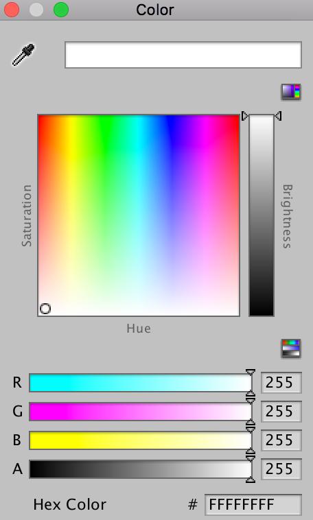 小功能實作(1) – 透過程式碼動態改變物件顏色 – 羽毛的電玩新手村