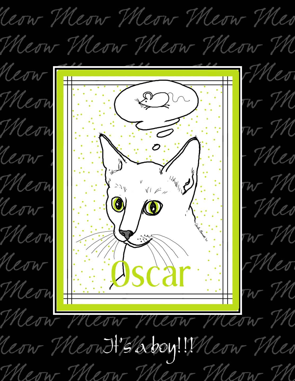 Oscar Card