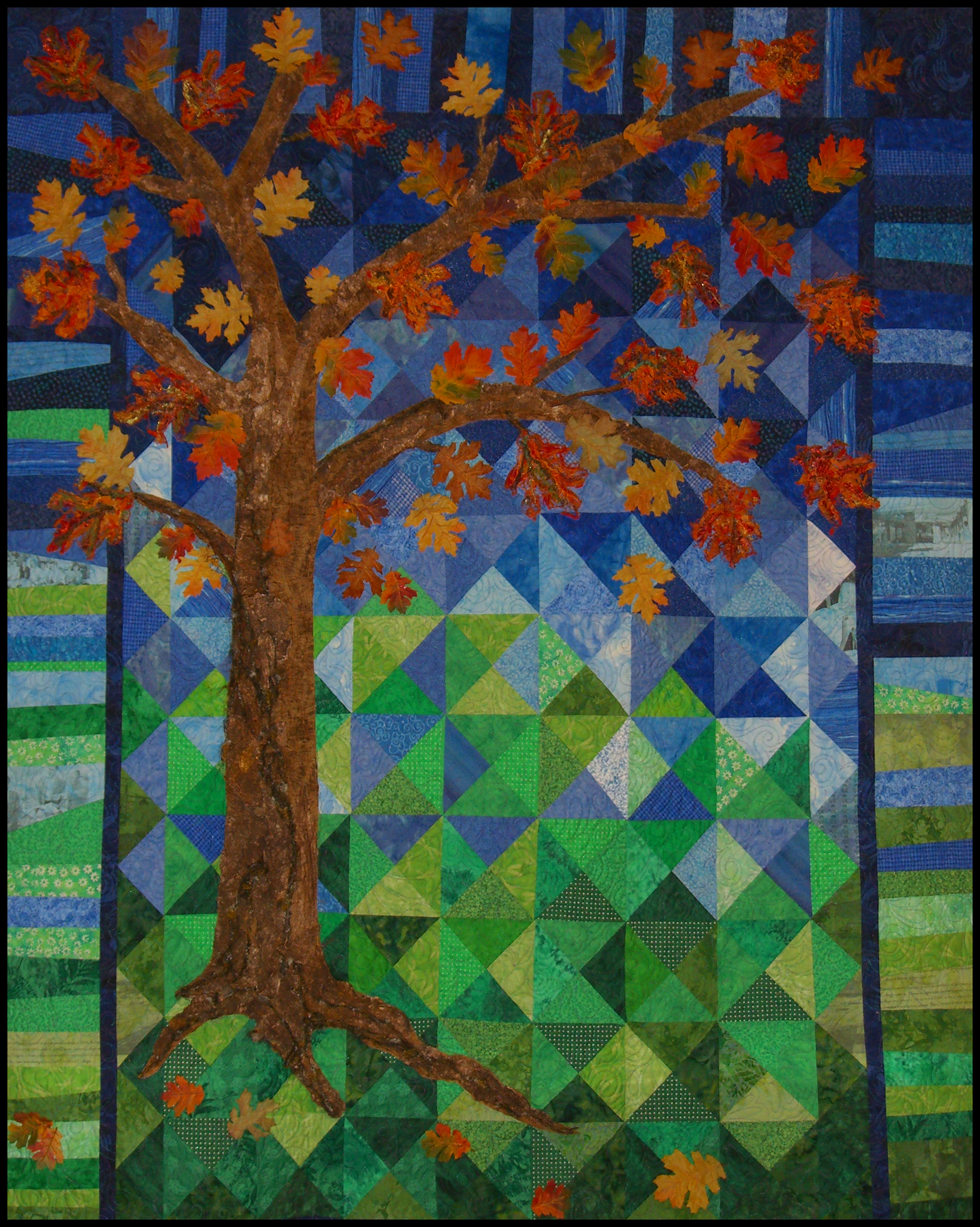 American River College Quilt