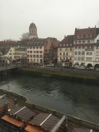Strasbourg and its canal