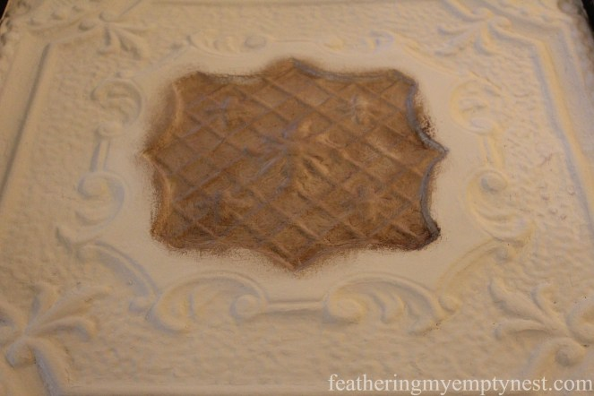 --Tips For Using Chalk Paint And Dark Wax