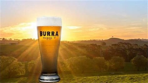 Burra Brewery Matt Dunn RED TIME Book Launch