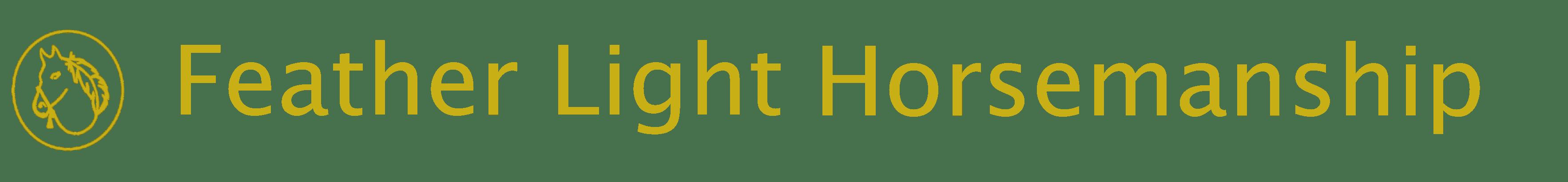 Feather Light Horsemanship