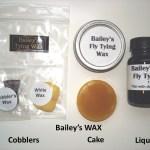 Fly Tying Wax