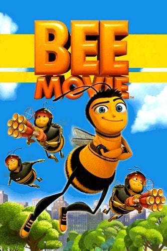 Bee Movie 2007 movie poster
