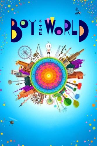 Boy & The World 2014 movie poster