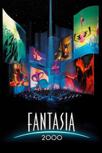 Fantasia 2000 1999 movie poster