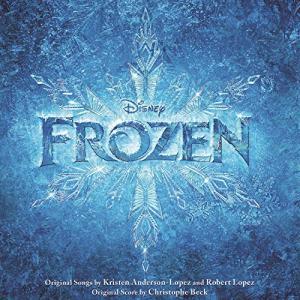 Frozen Soundtrack album cover