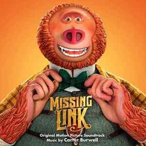 Missing Link soundtrack album cover