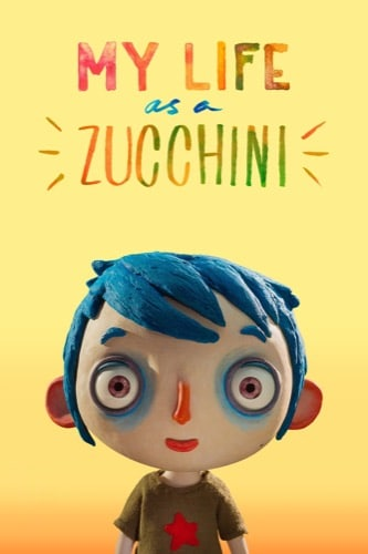 My Life as a Zucchini 2016 movie poster