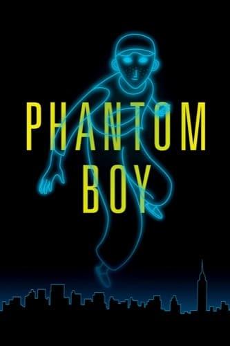 Phantom Boy 2015 movie poster