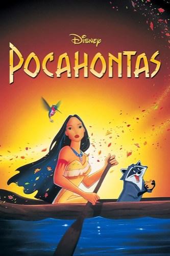 Pocahontas 1995 movie poster