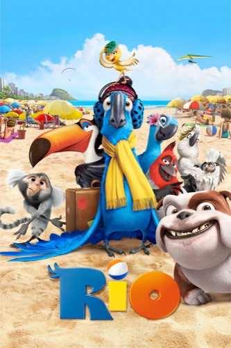 Rio 2011 movie poster