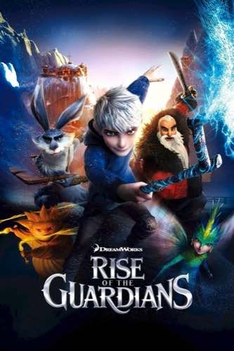 Rise of the Guardians 2012 movie poster