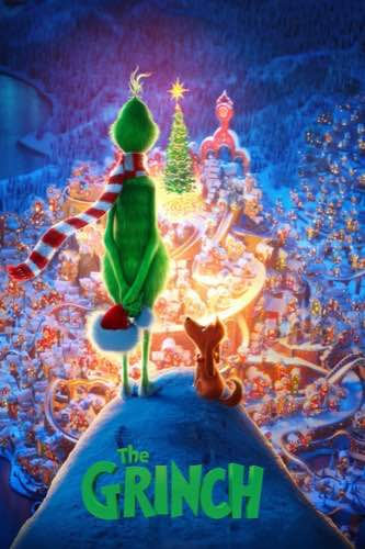 The Grinch 2018 movie poster