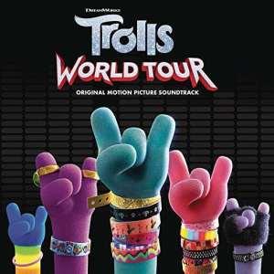 Trolls World Tour soundtrack album cover