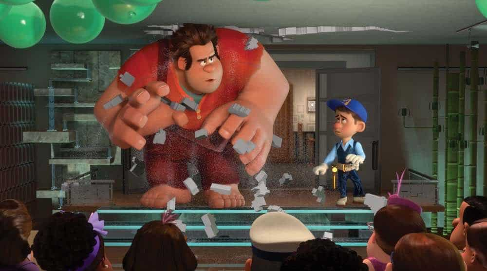 Wreck-It Ralph and Felix