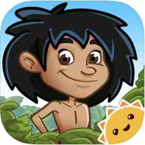 The Jungle Book story book app for iphone and ipad app icon image
