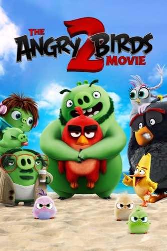 The Angry Birds Movie 2 2019 movie poster