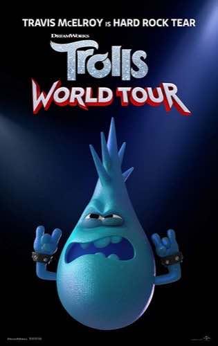 Trolls World Tour 2020 poster 6