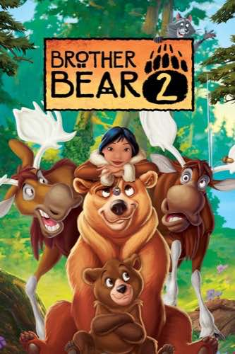 Brother Bear 2 2006 movie poster