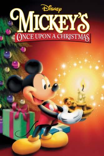 Mickey's Once Upon a Christmas 1999 movie poster