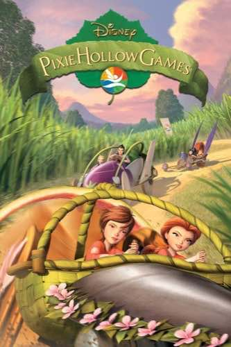 Pixie Hollow Games 2011 short movie poster