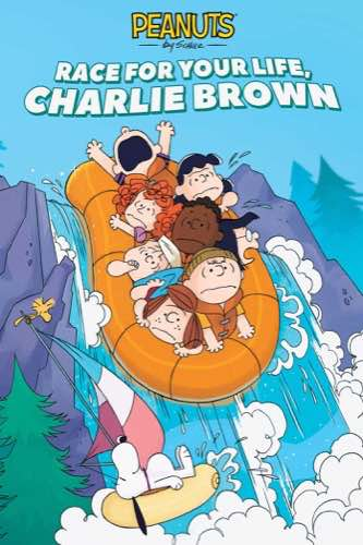 Race for your Life, Charlie Brown 1977 movie poster