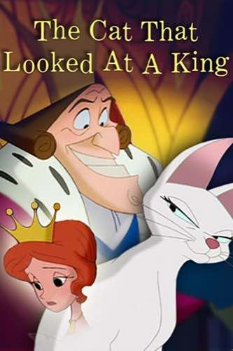 The Cat That Looked At A King 2004 short movie poster