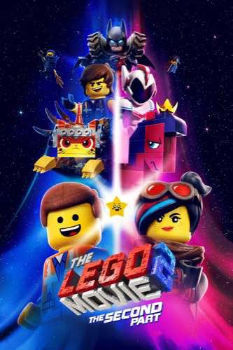 The Lego Movie 2 The Second Part 2019 movie poster